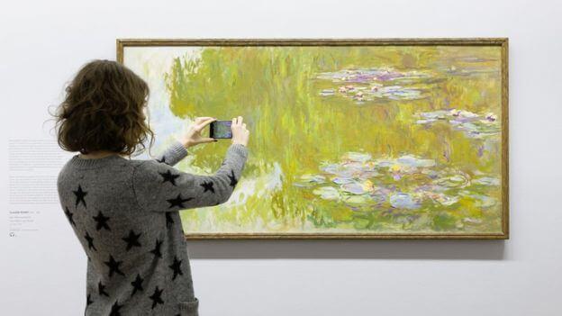 Realidad aumentada en trabajos artísticos