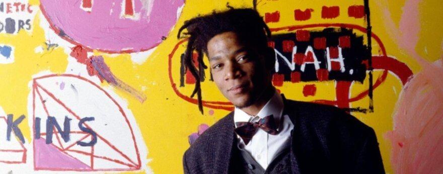 Exhibición de Basquiat por parte de Fondation Louis Vuitton