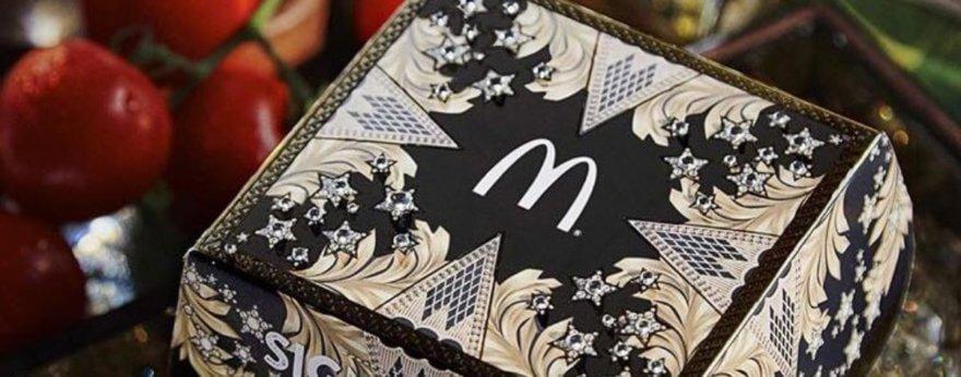 McDonald's y su concepto de lujo