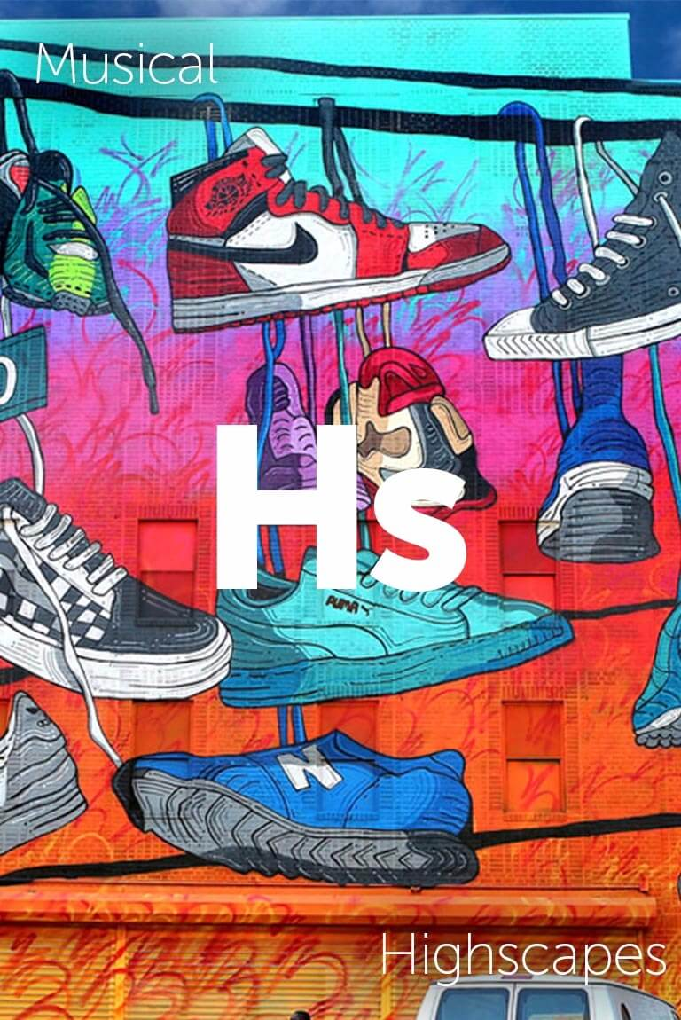 Highscapes x ACC: Roll Over Chuck Taylor – PLAYLIST