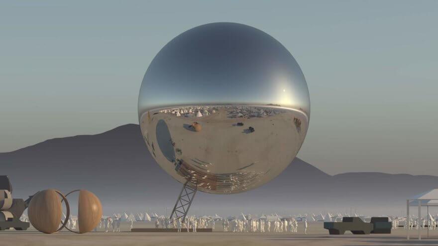 Una selección de lo más relevante del Burning Man 2018