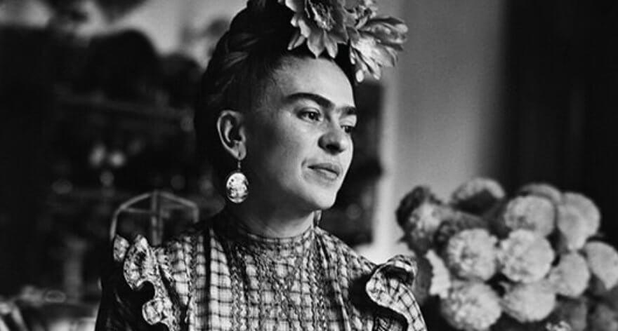Frida Kahlo, su vida en 40 retratos diferentes