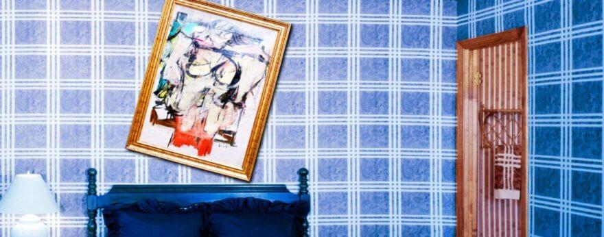 Obra de Kooning aparece tras años desaparecida