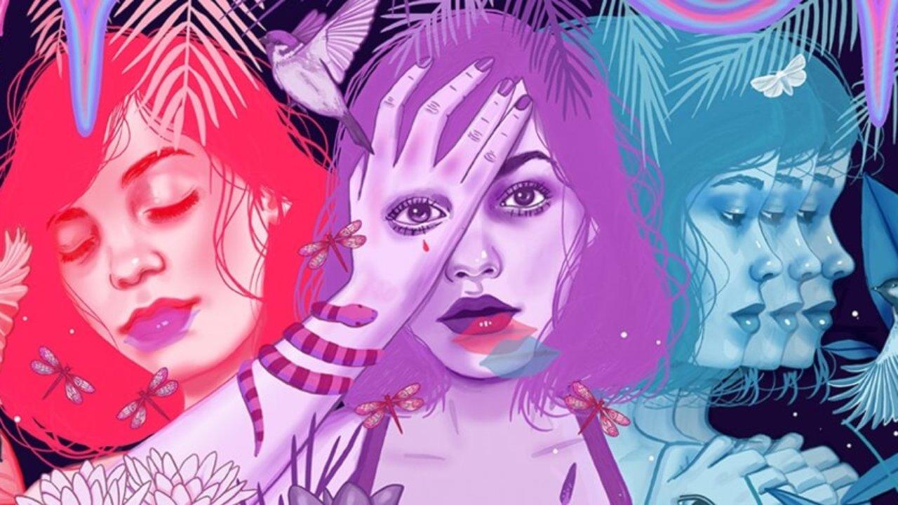 Mónica Loya y sus creaciones en pop surrealista | All City Canvas