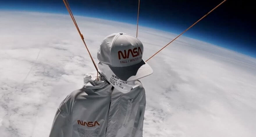 NASA celebra 60 años con colección street