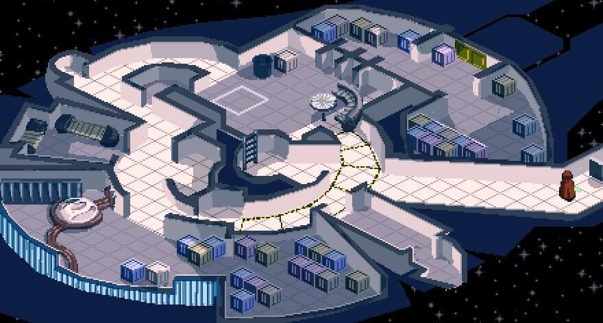 NeoMam recuerda el arte de 8 bits con películas de los ochenta