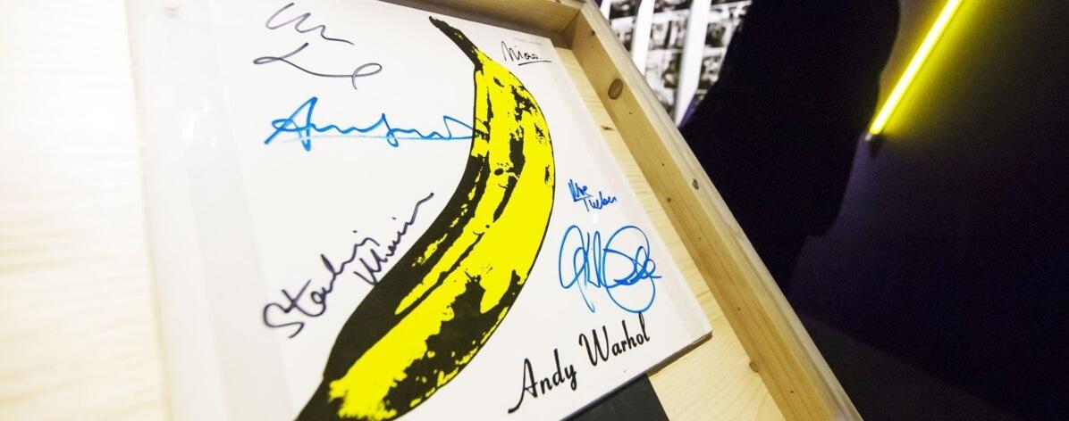 The Velvet Underground llega a Nueva York