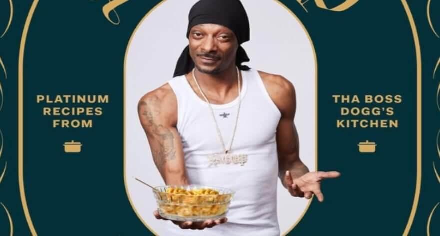 Snoop Dog lanzará un libro de cocina