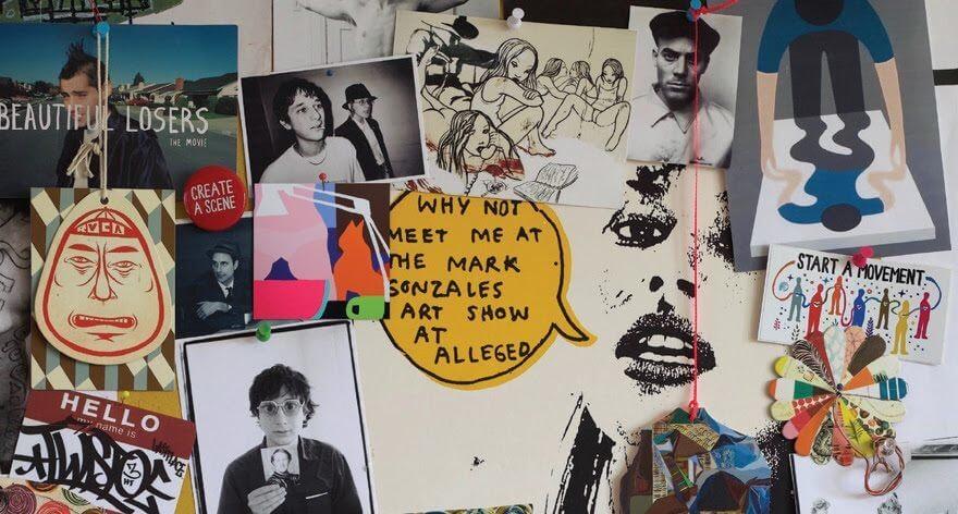 The Hole Gallery exhibe trabajo de la cultura DIY