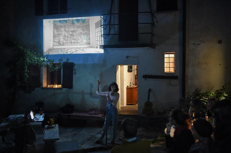 Camila Rodrigo presente en el 5 ° Festival Verzasca Foto