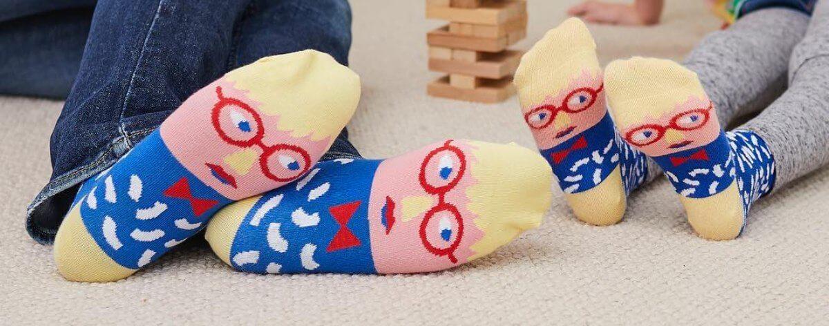 ChattyFeet lleva los calcetines a otro nivel