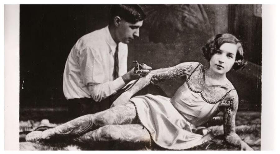 tatuajes eran prohibidos en NY