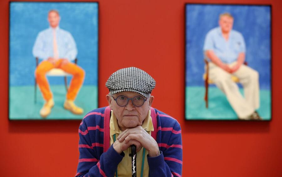 David Hockney, pintura más cara de subasta