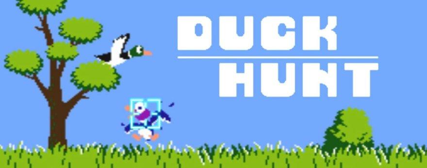 Duck Hunt la vieja confiable de los 80`s