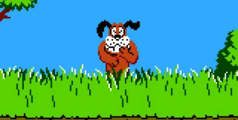 Secreto de Duck Hunt