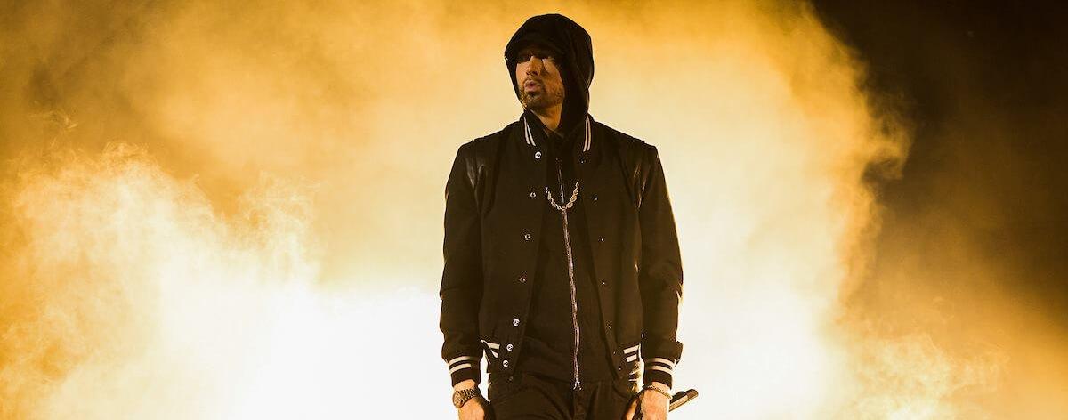 Eminem lanza de sorpresa «Kamikaze»