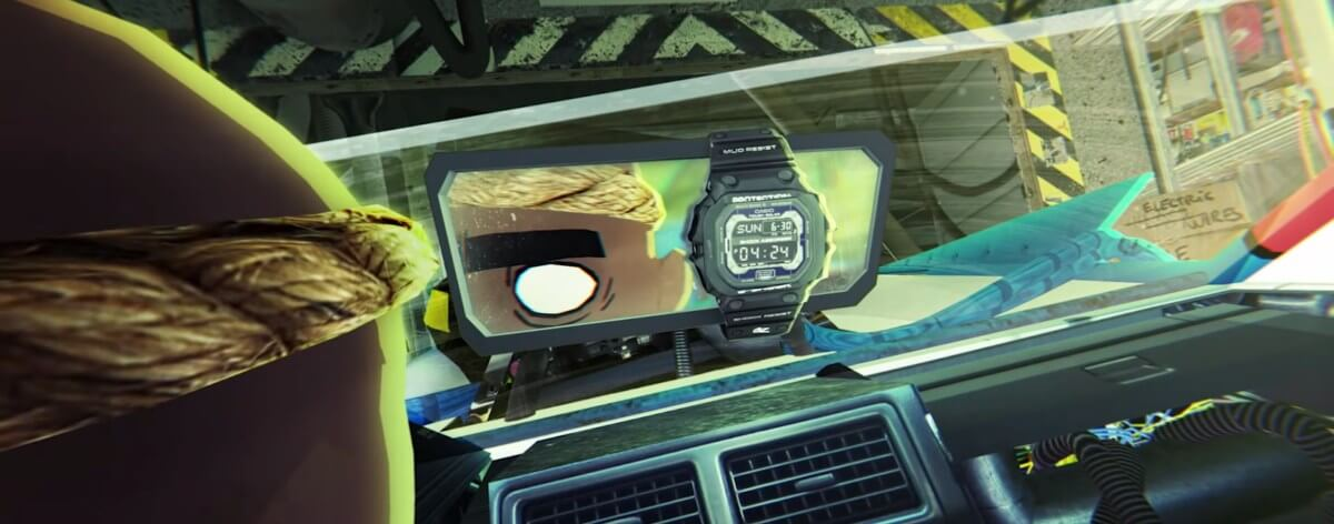 G-Shock lanzará relojes edición especial de Gorillaz