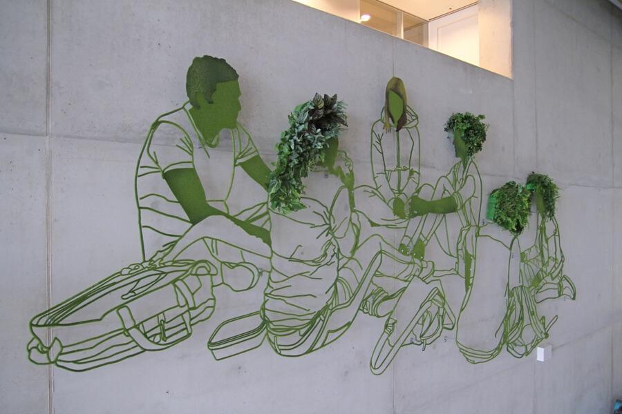 Grow, Frank Plant, Cortesía Behance 2