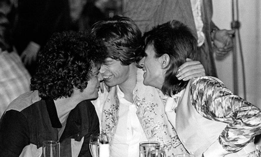 Bowie inspiración de un bar en Londres