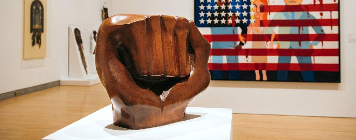 Soul of a Nation reúne arte de protesta negro