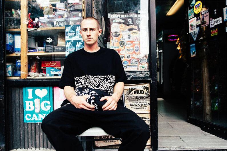 Element lanza pieza inspiradas en Keith Haring