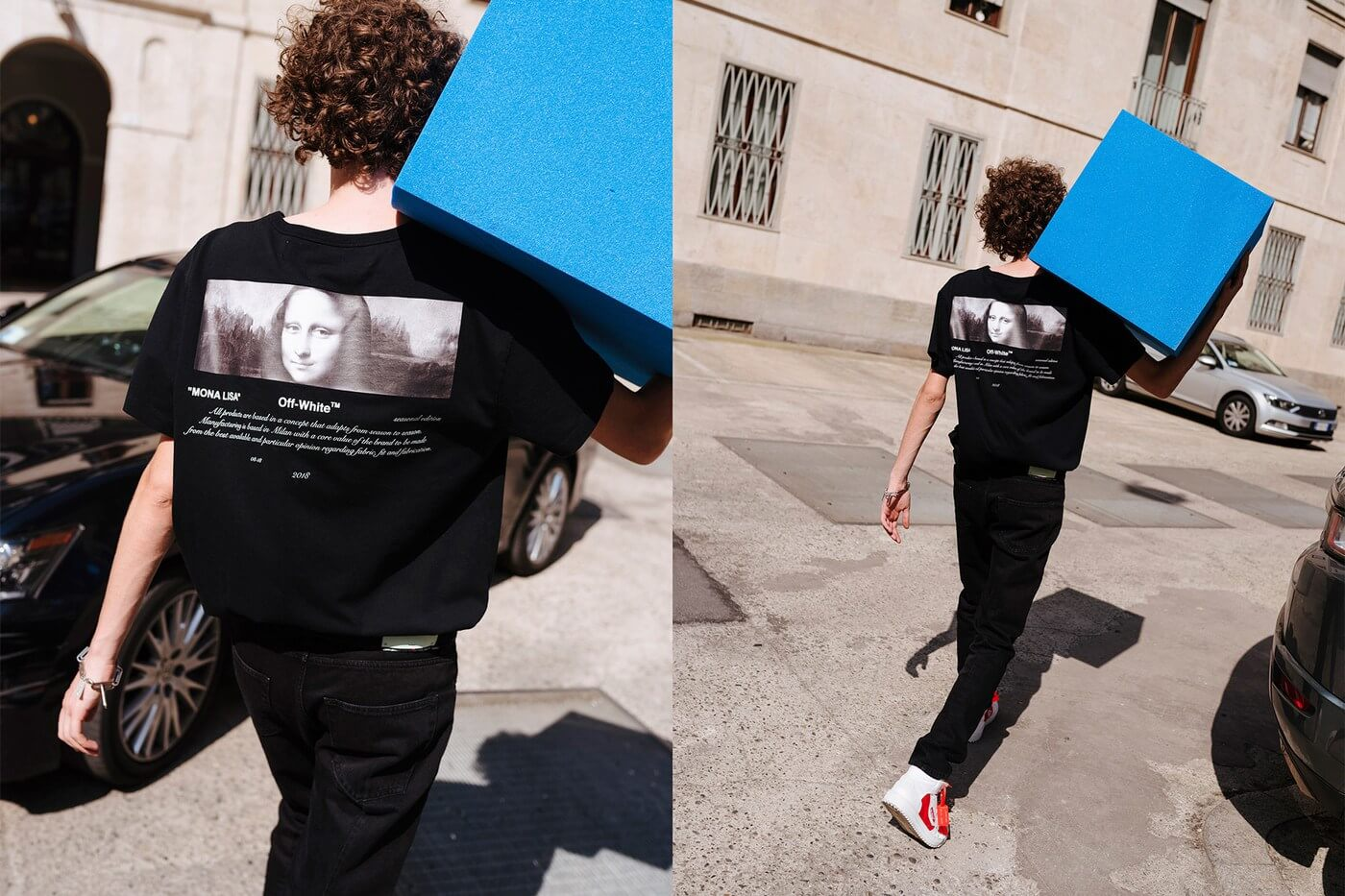 Off-White presenta colección For All