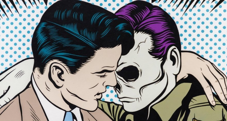 Subasta de artistas unidos por salud mental masculina