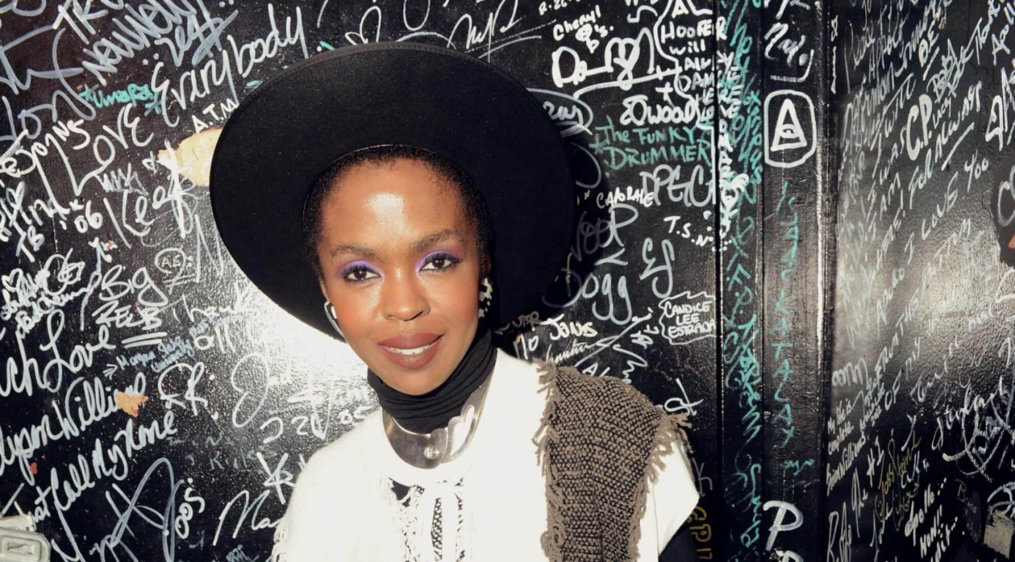 Spotify celebra veinte años del disco de Lauryn Hill