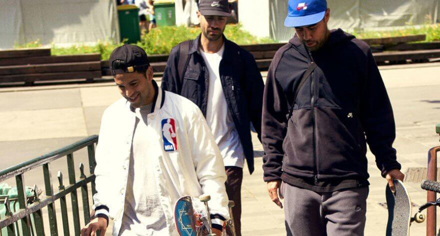 Nike SB y la NBA se unen para una colección especial