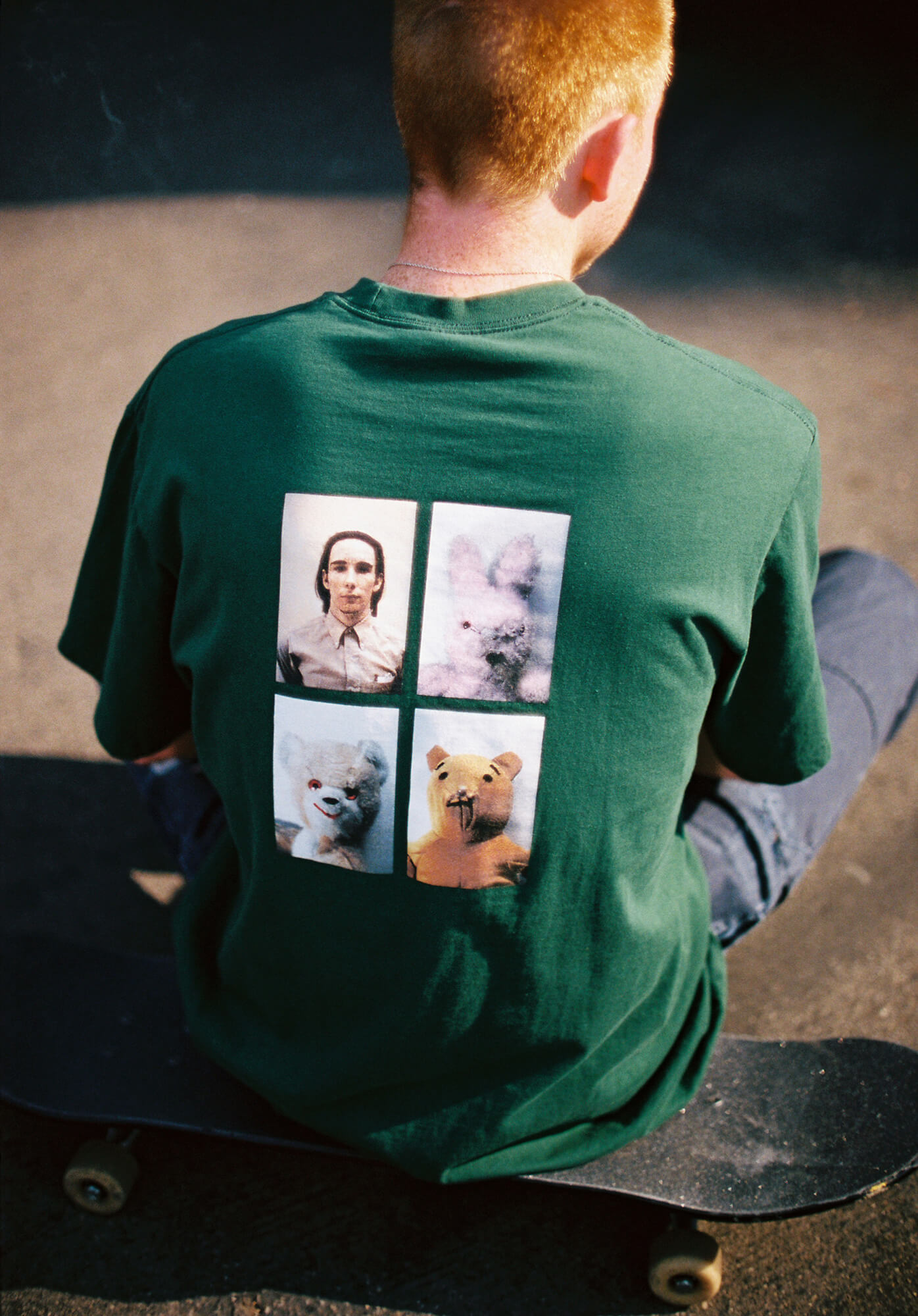 Supreme lanza colección en honor a Mike Kelley