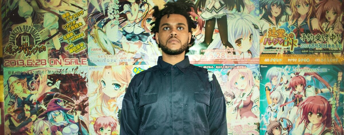 The Weekend celebra el aniversario de Kiss Land