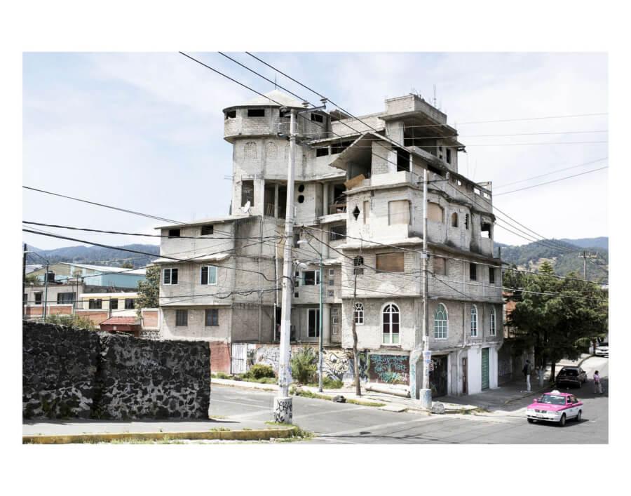Autoconstrucciones en México en una serie fotográfica - ACC