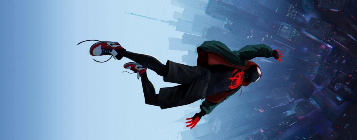 Spider Man: Into the Spider Verse anuncia trailer