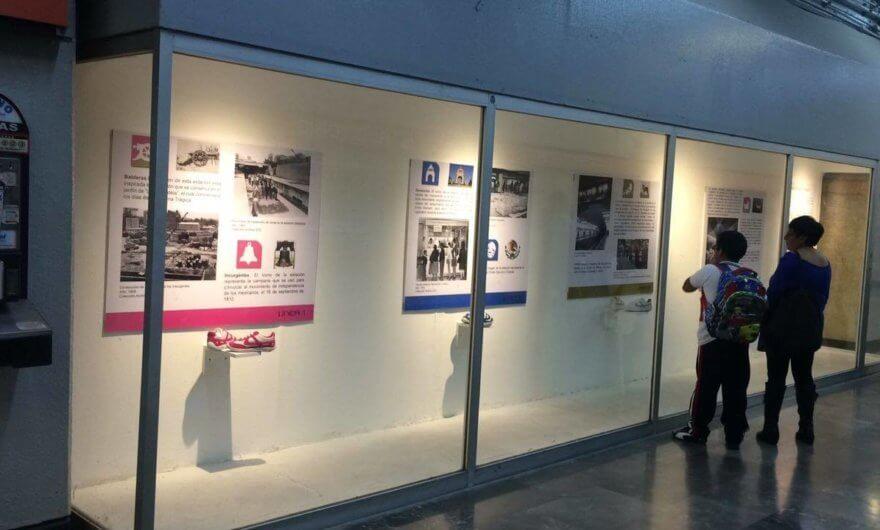 Exposición Panam-Metro