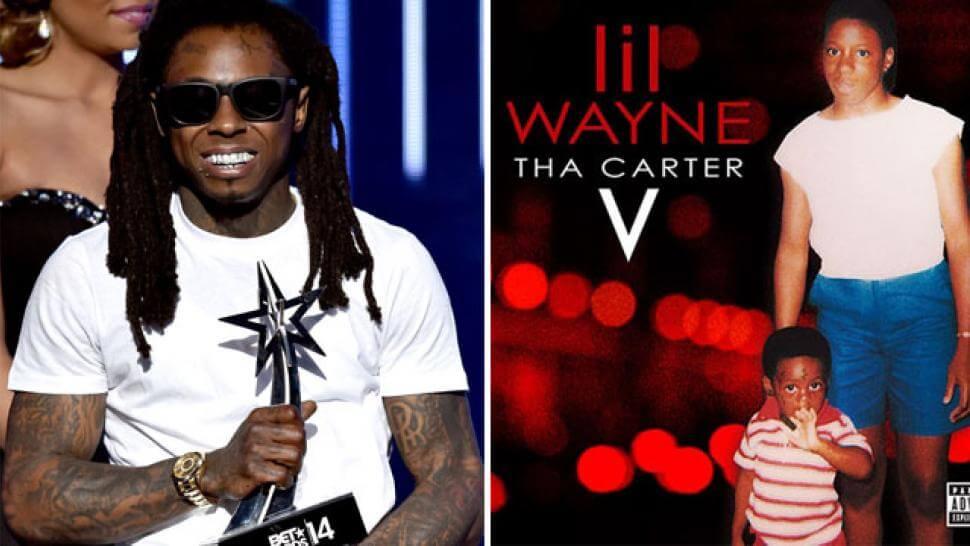 Lil Wayne-Tha Carter V