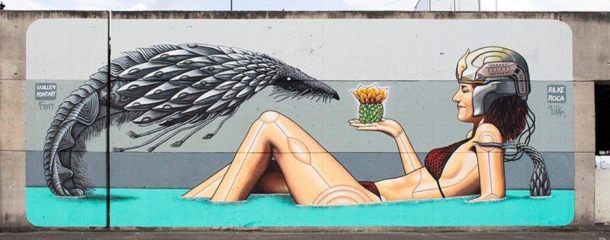 I-Legal la exhibición de arte callejero se acerca