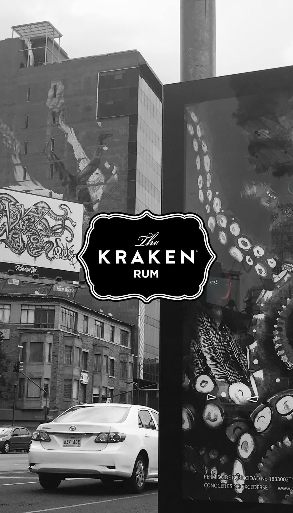 Kraken Ink invita a todos los artistas a romper esquemas