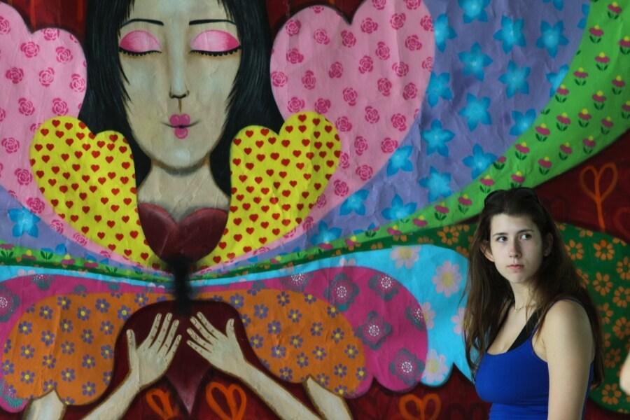 Cuarta Bienal de Graffiti en Sao Paulo reúne lo mejor del street art - ACC