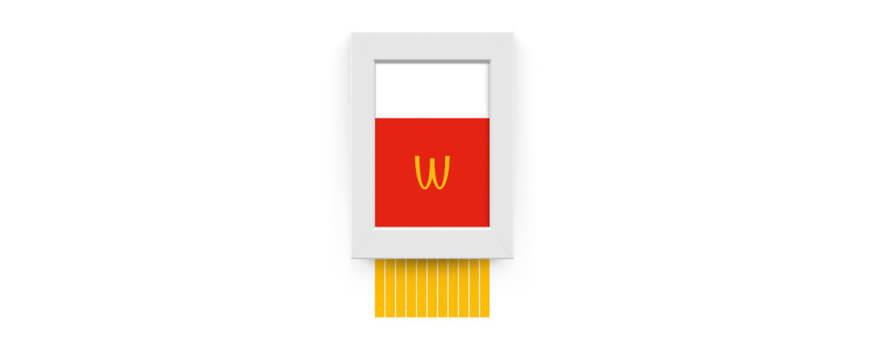 McDonald's y su parodia a Banksy