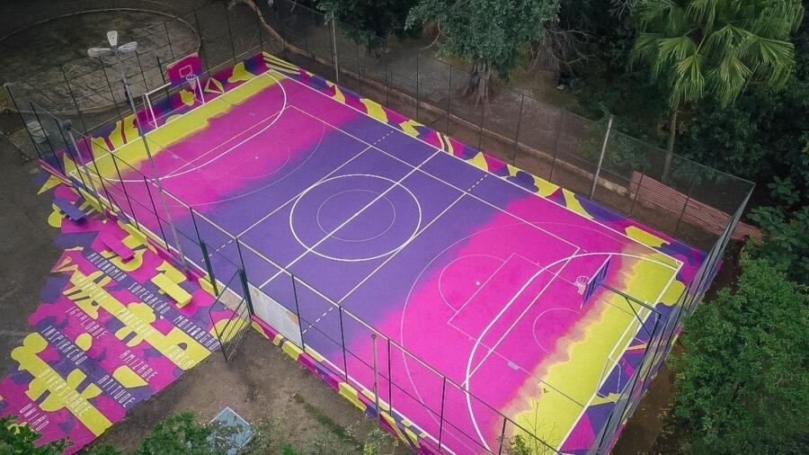 Mujeres y Nike al rescate del espacio público en São Paulo