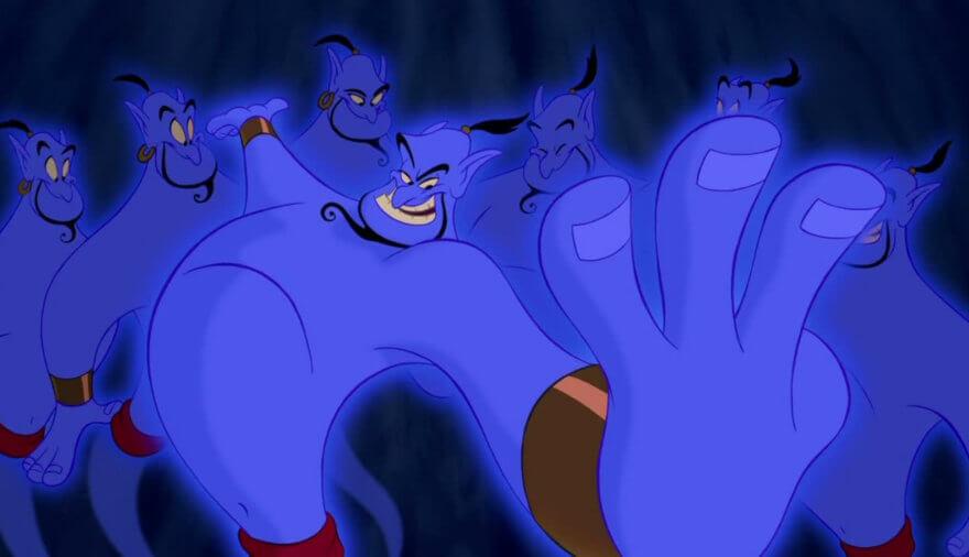 Will Smith es el genio de Aladdin en live-action del clásico de Disney - ACC
