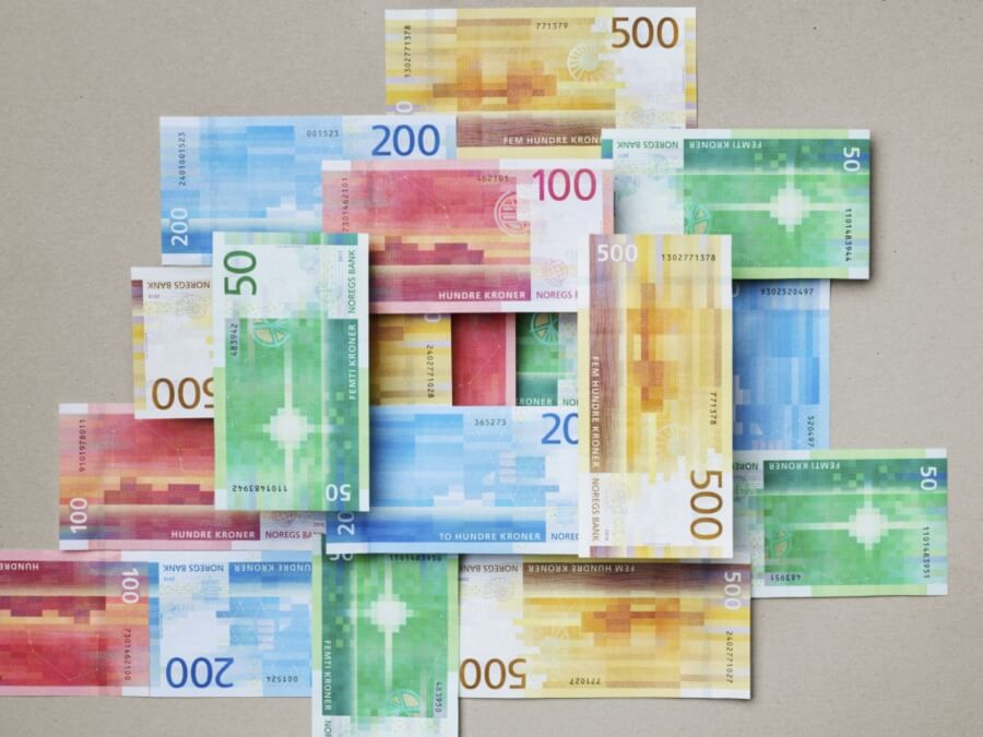Billetes nuevos en Noruega, un diseño con simbolismo - ACC