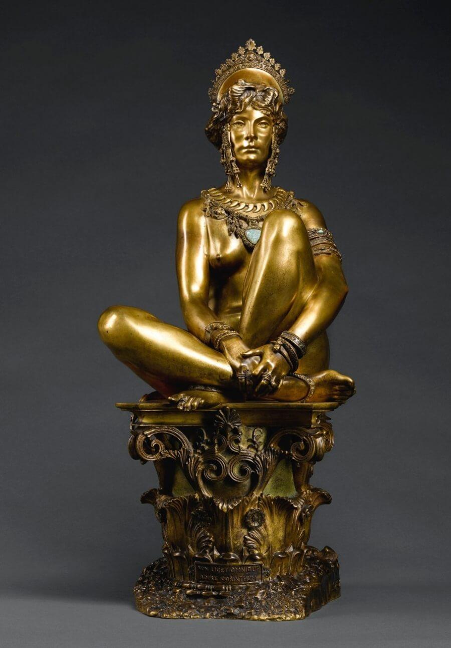 Sotheby's subasta obras hechas de oro - ACC