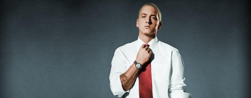 Eminem cumple 46 años de rap al estilo Missouri