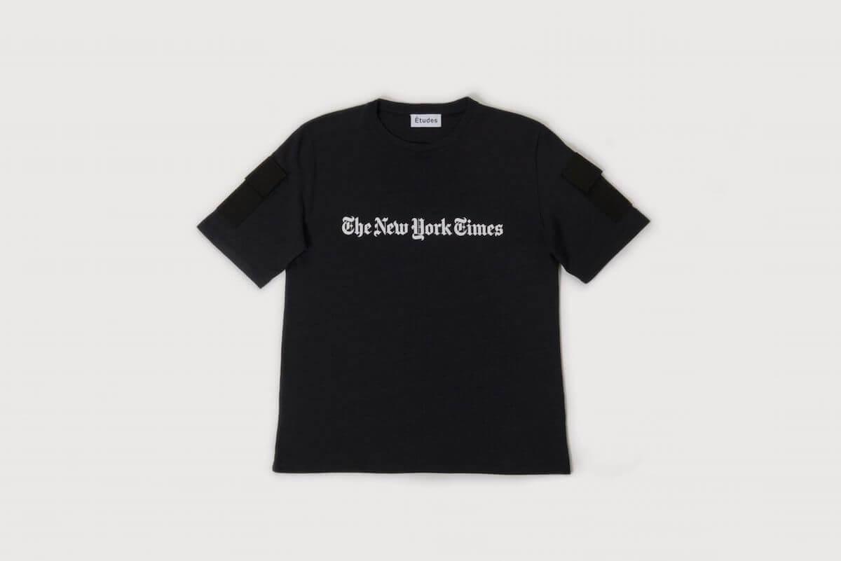 Études x New Yor Times