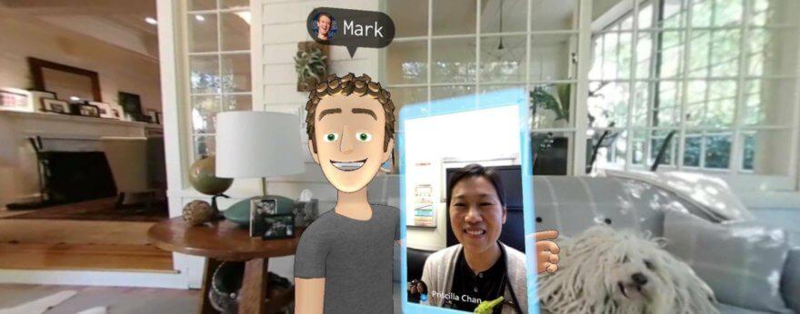 Facebook lanzará gafas de realidad virtual