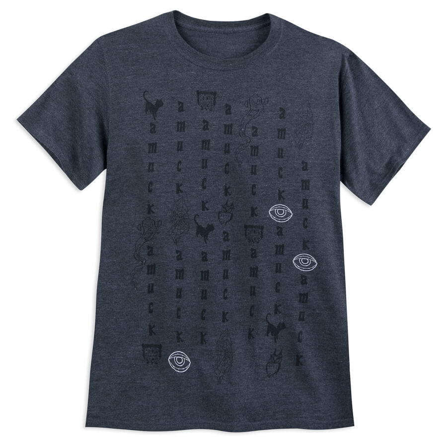 """Disney lanza camisetas para celebrar a """"Hocus Pocus"""" - ACC"""