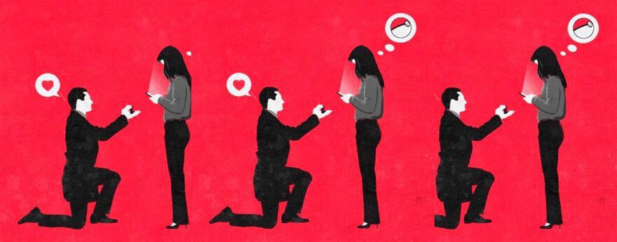 Ilustraciones de lo cotidiano por Sergio Ingravalle
