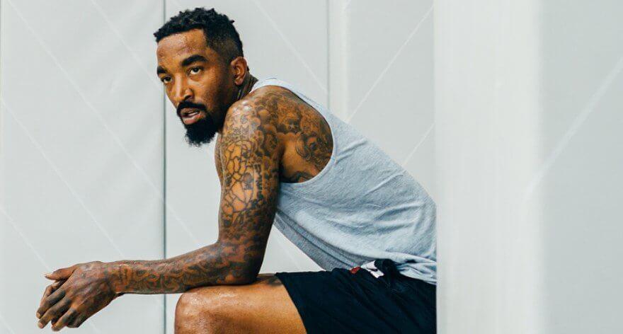 JR Smith y los problemas que trajo su tatuaje de Supreme