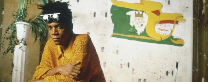 Basquiat x Hawkers: gafas de edición limitada